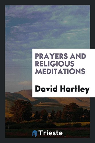 Prayers and Religious Meditations