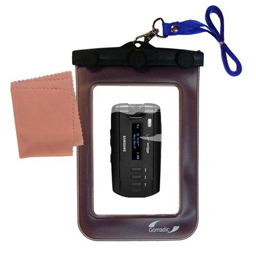 Wetter- und Wasserfeste Tasche für die Samsung SGH-A930