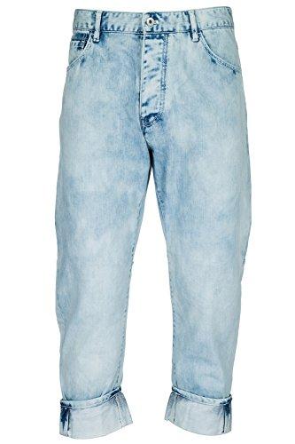 Emporio Armani vaqueros jeans denim de hombre pantalones nuevo blu EU 32 (UK 32) 3Z1J041DRLZ0941