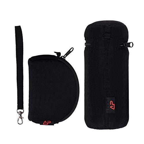 Preisvergleich Produktbild Jasnyfall Tragbare Reißverschluss-Entwurfs-Beutel-Beutel für JBL FLIP3 Travel Schutzhülle schwarz