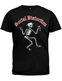 Old Glory Social Distortion - Mens Skelli T-shirt