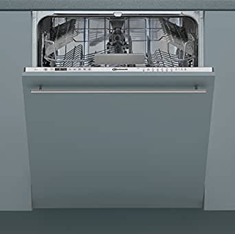 bauknecht ibio 3c34 lave vaisselle enti rement int gr a 60 cm 237 kwh an 14 mgd. Black Bedroom Furniture Sets. Home Design Ideas