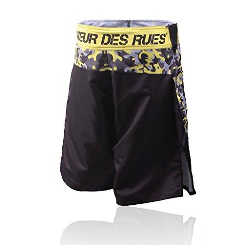 BOXEUR DES RUES MMA Short Camouflage Man