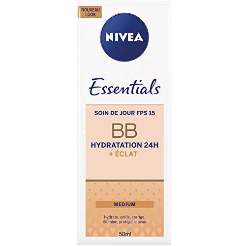 Nivea BB Cream Crème de teint 6en1 Medium 50 ml - Lot de 2