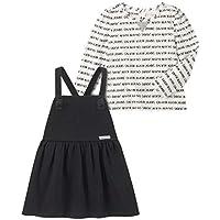 فستان من قطعتين من كالفين كلاين Black/Print 3T