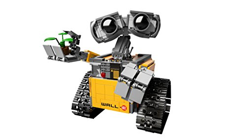 Image of LEGO 21303 Ideas WALL-E Building Set
