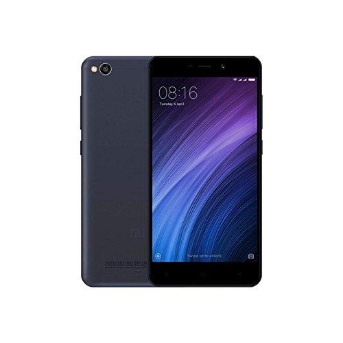 Xiaomi Redmi 4A 16GB Gris/Negro Google Play Sistema Español Doble Sim
