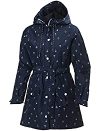 Helly Hansen W Lyness - Abrigo para mujer, color azul, talla XS