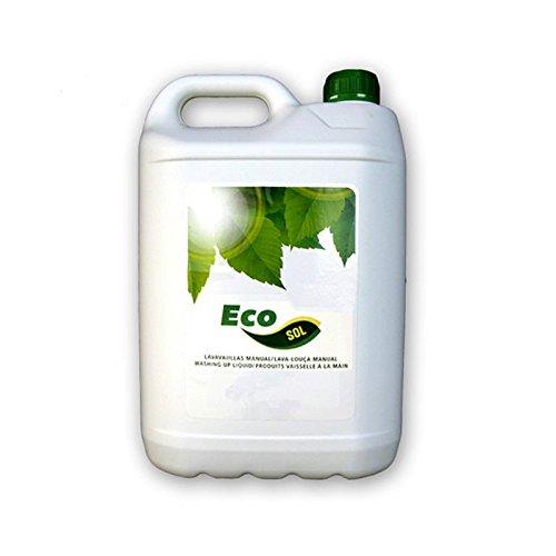 Induquim Lavavajillas Ecológico Jabón Manual Ecosol