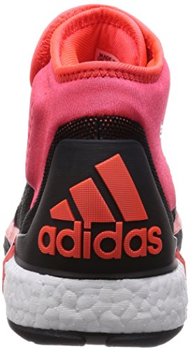 Herren Basketballschuhe Crazylight Boost Knit Rot / Schwarz