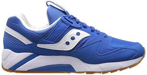 Saucony Originals - Saucony Grid 9000, Chaussures De Tennis Blu (bleu / Blanc)