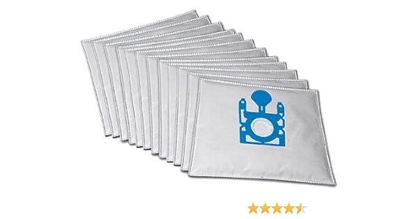 10 Premium Staubsaugerbeutel Für SIEMENS Q5.0 Extreme Silencepower