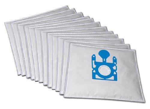 10 Premium Staubsaugerbeutel passend für Bosch BSG 1400 Arriva