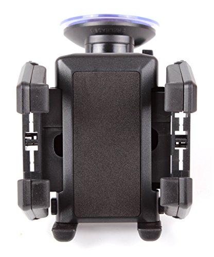 Fahrzeug-Halterung für Frontscheibe und Lüftungsgitter für TomTom Rider 400 Navigationsgerät