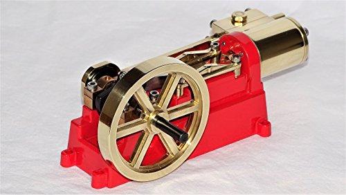 Single Zylinder Walze Modell Dampfmaschine Kit