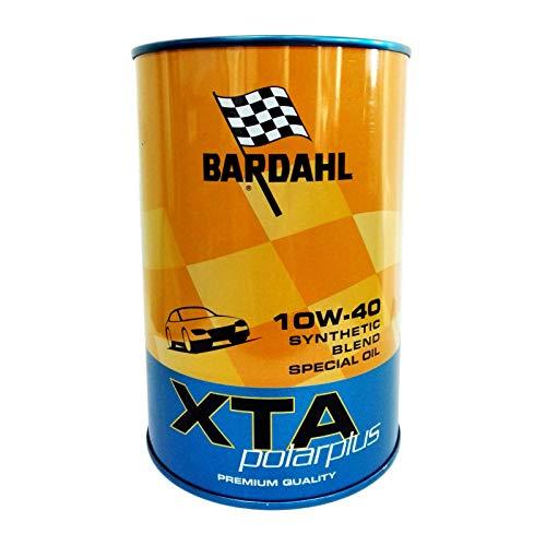 Olio motore auto Bardahl XTA Polarplus 10W40 ACEA A3-B4 / API SN-CF - 2 Lit