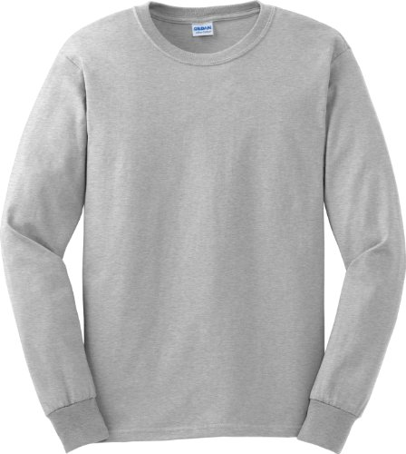 Pirate Booty auf American Apparel Fine Jersey Shirt Grau - Ash Grey