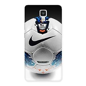 Gorgeous Soccer Multicolor Back Case Cover for Xiaomi Mi 4