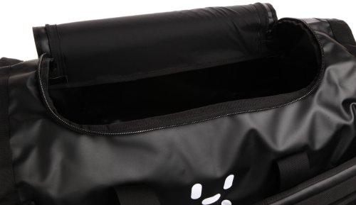 Haglofs Lava 90 Kit Borsa - SS17 - Taglia Unica Nero - Nero - Trueblack/trueblack