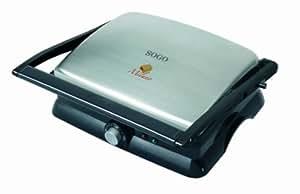 Sogo SS-7170 2000W Sandwich Press and 180 Degree Grill