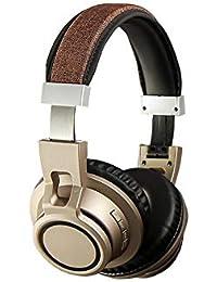 Anna-neek Auriculares de Diadema, Auriculares inalámbrica Bluetooth Auricular Deporte Plegable, Gaming Auriculares
