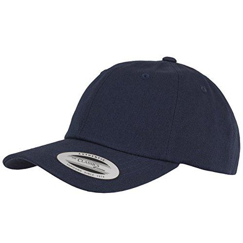 Flexfit casquette Low Profile Cotton Bleu - bleu marine
