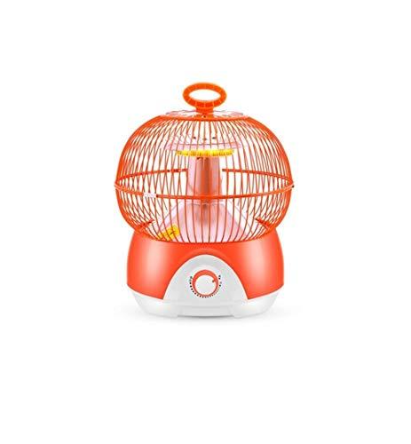 FTYUC Calefactor, Calefactor, Calefactor eléctrico Pequeño Horno eléctrico Solar de sobremesa hogar...