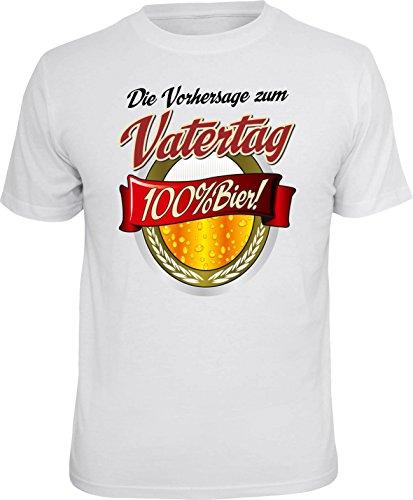 Das Herren T-Shirt für den Mann am Vatertag Vorhersage