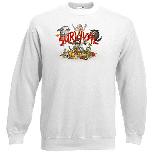Hoodie Gronkh Official Merchandising Survival getshirts