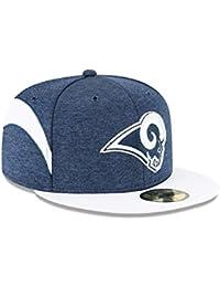 New Era Cappellino 59Fifty On-Field 18 LA Rams baseball cap NFL 7f78ca8dbfe4