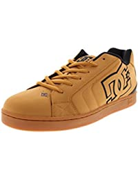 DC - Sneaker Net 302361 - Wheat Black Dark Chocolate