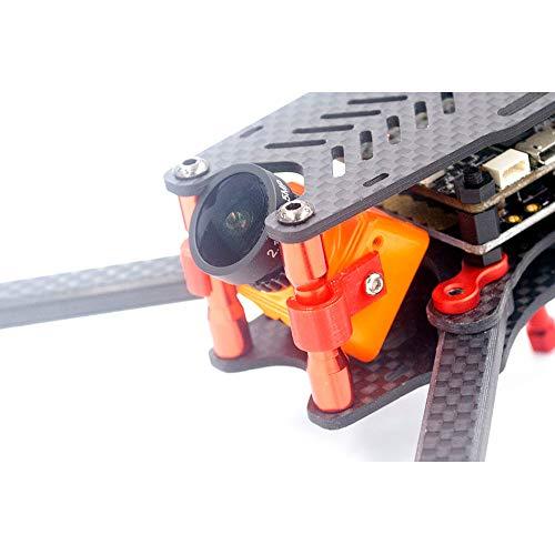 VIDOO F2-Mito GS Frame Kit Ricambi 3D Print FPV Mini Telecamera Fissa per Drone Rc