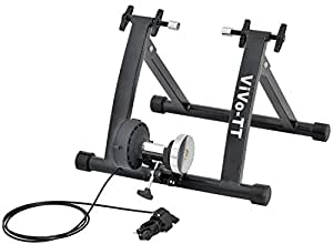 ViVo© TT Magnetic Bicycle Turbo Trainer with Quick Release