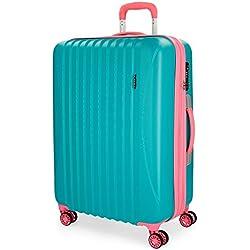 Movom Circus 5429462 Juego de Maletas, 77 cm, 219 litros, Azul