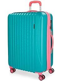 4dae16cf4f1 Amazon.es  Turquesa - Maletas   Maletas y bolsas de viaje  Equipaje