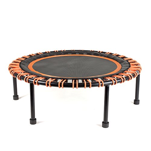 oiboun minitrampolin 110 cm fitness trampolin mit. Black Bedroom Furniture Sets. Home Design Ideas