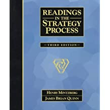 Readings in the Strategy Process
