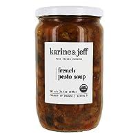 Karine & Jeff - Organic French Pesto Soup 24.3 Oz. 180567