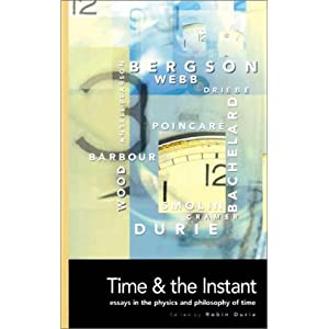 Time and the Instant (Philosophy of Science)
