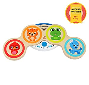 Baby Einstein Hape E11650 Baby Tromler juguete, color, nd (Kids2 11650)