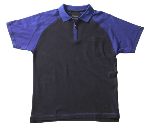 Mascot Bianco Polo-Shirt marine marine kornblau