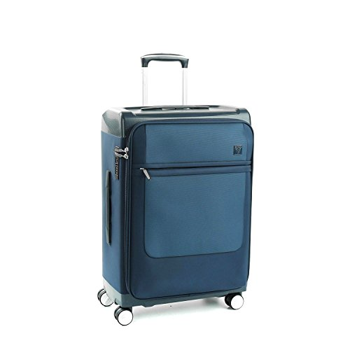 RONCATO - TROLLEY MEDIO 64 CM 4R NEW YORK BLU NOTTE - 41308223
