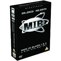 Men In Black I and II Box Set