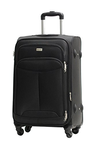 Valise Taille Cabine Alistair One 55cm - Toile Nylon Ultra...