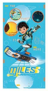 Plástico Miles From Tomorrowland Póster de puerta, 5FT X 2.5ft