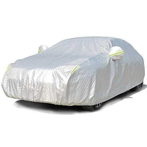 Auto Abdeckung wasserdicht atmungsaktiv Auto Schutz, Auto Schutzhülle Outdoor UV-Schutz voll Auto Abdeckung , für Limousine (Farbe : BM-W 5 Series)