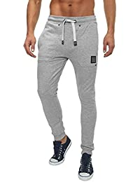 Smith & Jones Herren Trainingshose Sweat Pants Fitness Sporthose