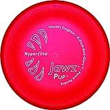 Hyperflite Frisbee-cani Jawz resistente ai morsi per cani piccoli, mango/rosso