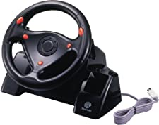 Sega Race Control Wheel (Dreamcast)