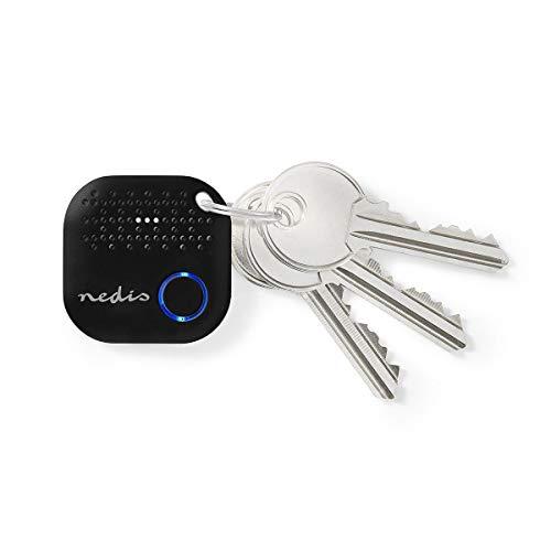 TronicXL Schlüsselfinder Smartphone Tracker Sucher Finder Schlüssel Bluetooth + Bewegungs Sensor Diebstahl Schutz (Bewegungs-sensor-spielzeug)